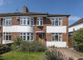 Thumbnail 4 bed semi-detached house to rent in Longford Close, Hampton Hill, Hampton