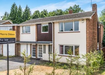 Thumbnail 5 bed detached house for sale in Bassett, Southampton, Hampshire