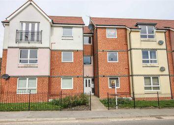 Thumbnail 2 bed flat to rent in Hindmarsh Drive, Barley Rise, Ashington