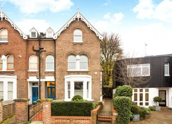 Thumbnail 6 bed semi-detached house for sale in Rudall Crescent, Hampstead Village, London