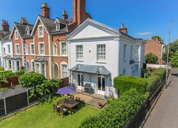 Thumbnail 4 bedroom end terrace house for sale in Beauchamp Avenue, Leamington Spa