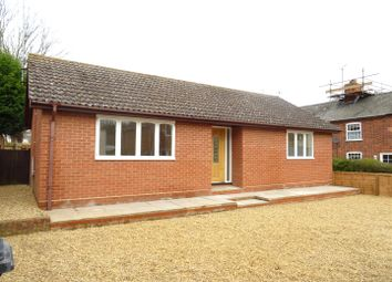 Thumbnail 2 bed detached bungalow for sale in Freehold Road, Needham Market, Ipswich
