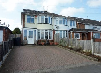 Thumbnail 6 bed semi-detached house for sale in Station Road, Birmingham