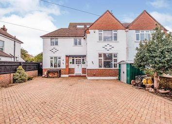 Thumbnail 5 bed semi-detached house for sale in Beeches Avenue, Worthing, West Sussex