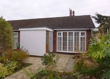 Thumbnail 2 bed detached bungalow for sale in Tarnway Avenue, Thornton-Cleveleys