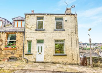 Thumbnail 2 bed end terrace house for sale in Trooper Terrace, Halifax