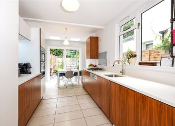 Thumbnail 4 bed terraced house to rent in Stanhope Gardens, Harringay, London