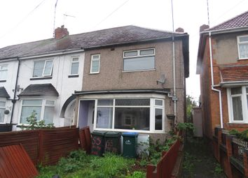 3 bed end terrace house for sale in Telfer Road, Coventry CV6