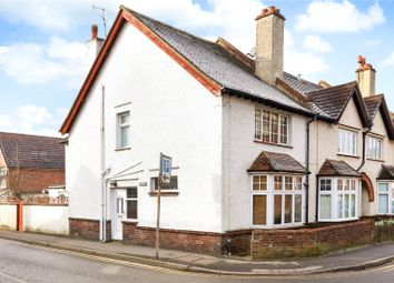 Thumbnail 3 bed end terrace house for sale in Bridge Road, Haslemere, Surrey
