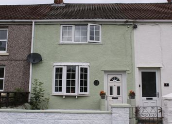 Thumbnail 2 bed terraced house for sale in Banwen Place, Lower Brynamman, Ammanford