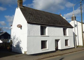 Thumbnail 3 bed detached house for sale in Fraddon, St Columb, Cornwall