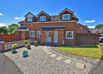 Thumbnail 1 bed end terrace house for sale in 15 Hawthorn Way, Dumbarton