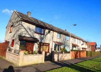 Thumbnail 2 bed end terrace house for sale in Solway Place, Glenrothes, Fife, Scotland