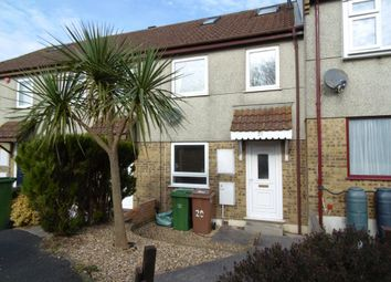 Thumbnail 3 bed terraced house to rent in Kidwelly Close, Plymouth, Devon