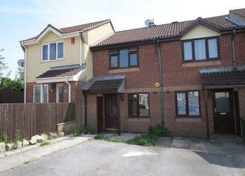 Thumbnail 2 bed terraced house for sale in Poplar Close, Plympton, Plymouth