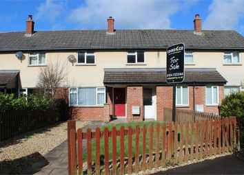 Thumbnail 4 bed terraced house for sale in Larkhill Road, Locking, Weston-Super-Mare, North Somerset