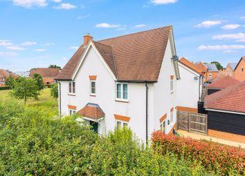 Thumbnail 3 bed detached house for sale in Ellis Road, Broadbridge Heath, West Sussex