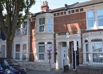Thumbnail 3 bed terraced house for sale in Frensham Road, Southsea, Hampshire