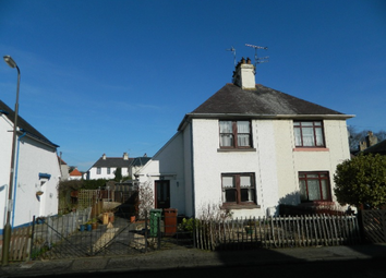 Thumbnail 2 bed semi-detached house to rent in Lydgait, Haddington, East Lothian, 3LG