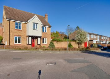 Thumbnail 4 bed detached house for sale in Perowne Way, Puckeridge, Ware