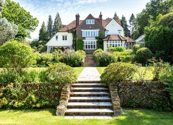Heath House Road, Worplesdon Hill, Woking, Surrey GU22. 7 bed detached house for sale