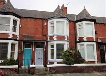 Thumbnail 3 bed terraced house for sale in Queens Road, Middlesbrough