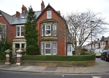 Thumbnail 4 bed flat to rent in Lesbury Road, Heaton, Newcastle Upon Tyne