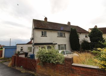 Thumbnail 3 bed semi-detached house for sale in Turpin Close, Gainsborough
