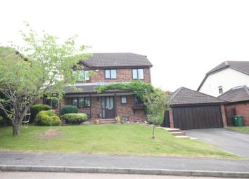 Thumbnail 4 bed detached house for sale in Woodland View, Waterlooville