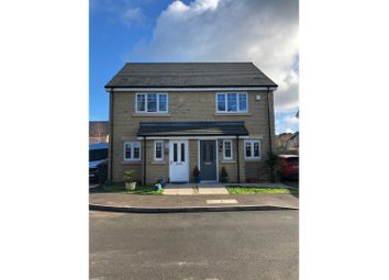 Thumbnail 2 bed semi-detached house for sale in Flax Close, Wychbold, Droitwich