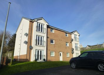 Thumbnail 2 bed flat for sale in Caledonian Gate, Coatbridge
