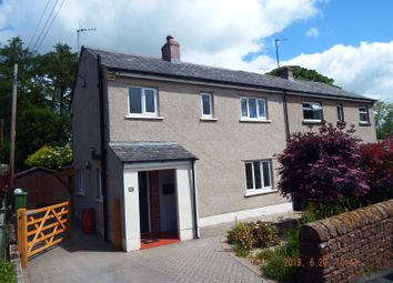 Thumbnail 3 bed semi-detached house to rent in Park Road, Greystoke