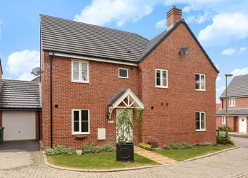 Thumbnail 3 bed semi-detached house for sale in Robin Way, Didcot
