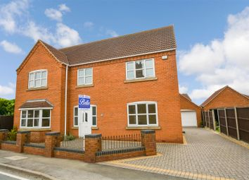 Thumbnail 4 bed detached house for sale in High Street, Burringham, Scunthorpe