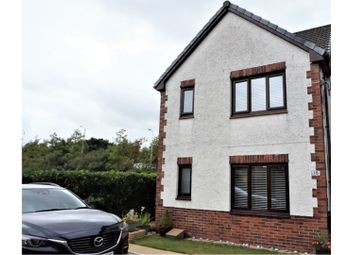 Thumbnail 3 bed end terrace house for sale in Riglands Gate, Renfrew