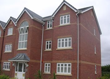 Thumbnail 2 bed flat to rent in Rollesby Gardens, St.Helens