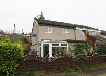 Thumbnail 3 bed end terrace house for sale in Palmerston Park, Tiverton
