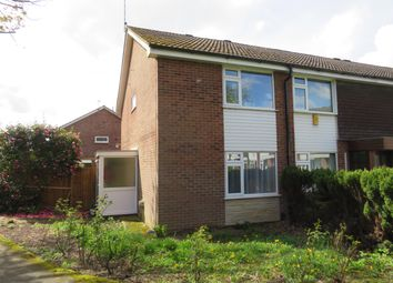 Thumbnail 2 bed property to rent in Cumbria Walk, Mickleover, Derby