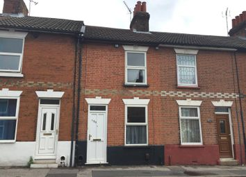 Thumbnail 2 bedroom terraced house to rent in Bramford Lane, Ipswich