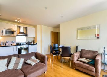 Thumbnail 1 bed flat to rent in Wharfside Point South, Canary Wharf