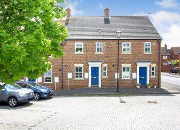 Thumbnail 3 bed terraced house for sale in Arncott Way, Aylesbury