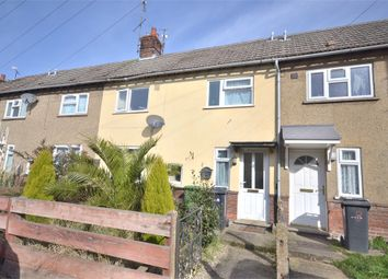 Thumbnail 3 bedroom terraced house for sale in Woodwark Avenue, King's Lynn