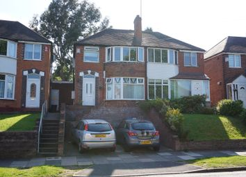 Thumbnail 3 bedroom semi-detached house for sale in Turnberry Road, Great Barr, Birmingham