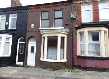 Thumbnail 2 bedroom terraced house for sale in Daisy Street, Liverpool, Merseyside