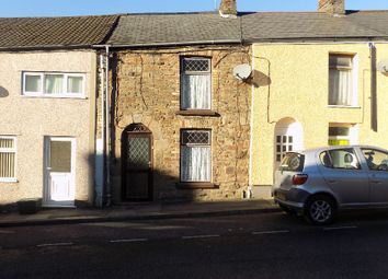 Thumbnail 2 bedroom terraced house for sale in Tillery Street, Abertillery
