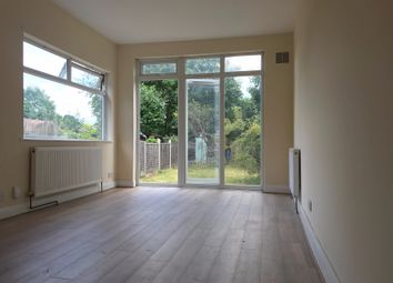 Thumbnail 3 bed flat to rent in Chesterfield Road, Enfield
