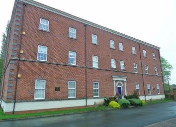 Thumbnail 2 bedroom flat to rent in Swinhoe Place, Culcheth, Warrington
