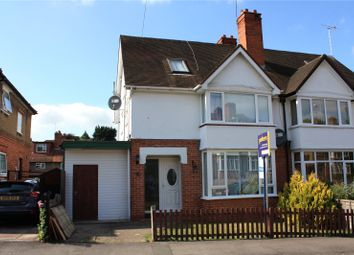 Thumbnail 4 bed semi-detached house for sale in Boston Avenue, Reading, Berkshire