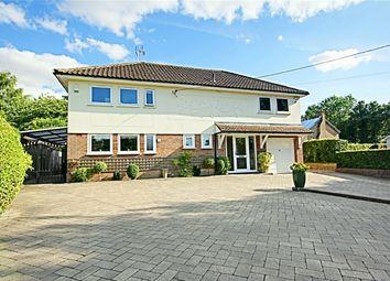 Thumbnail 5 bed detached house for sale in Cannons Lane, Hatfield Broad Oak, Bishop's Stortford, Herts