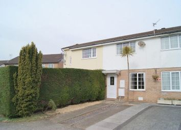 Thumbnail 2 bed terraced house to rent in The Chase, Brackla, Bridgend.